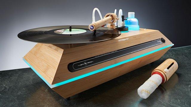Keith Monks Prodigy Plattenwaschmaschine