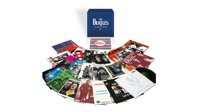 "Vinyl-Single-Set ""The Beatles Singles Collection"""