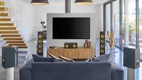 Die Focal Aria K2-Lautsprecher in einem Heimkino-Setup