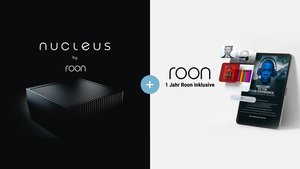Roon Nucleus(+) inkl. Roon-Lizenz