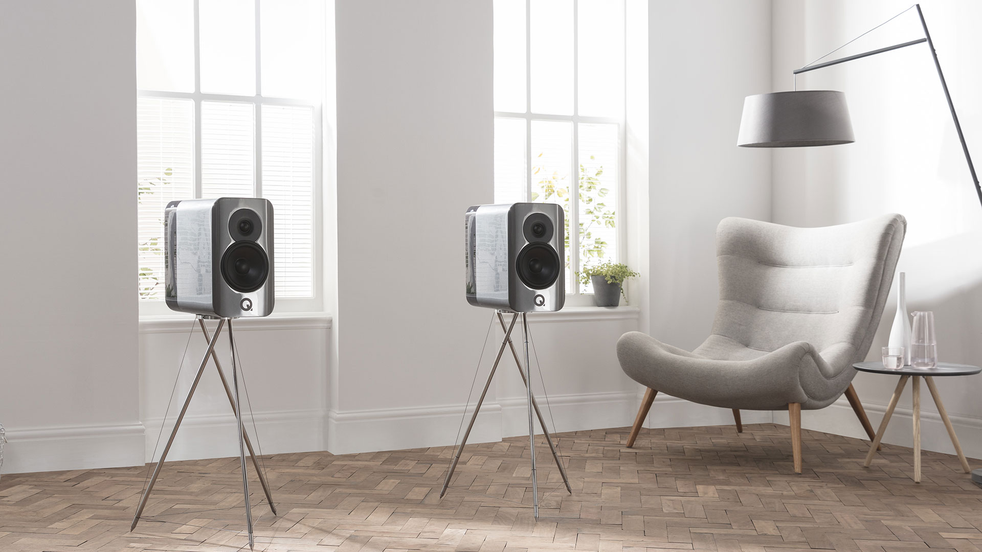 Q Acoustics Concept 300 (Bild: Armour Home Electronics)