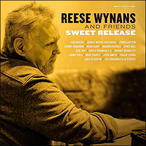 Reese Wynans and Friends | Sweet Release