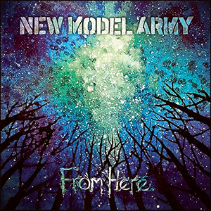 Rezension New Model | Army From Here