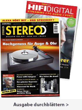 STEREO 3/18 + HIFI DIGITAL No. 15