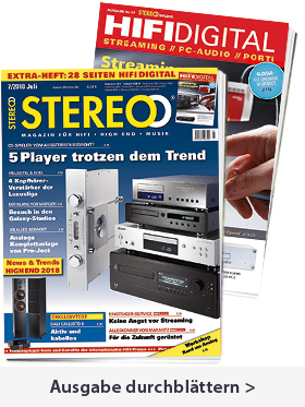 STEREO 7/18 + HIFI DIGITAL No. 17