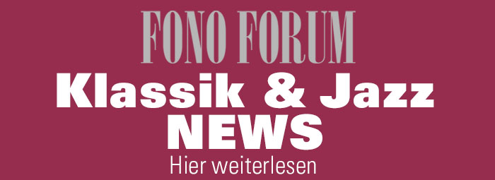 FONO FORUM-News