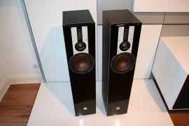 Dali Opticon 5 schwarz (Aussteller) / Paar